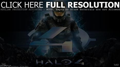 Pictures Halo 4 HD Wallpapers #3824 Wallpaper | gamejetz.com | gamesjetz | Scoop.it