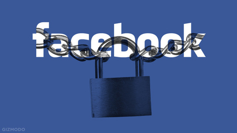 How to Lock Down Facebook Privacy Now That Old Posts Are Searchable | Social Media News because People are well, Social | Scoop.it