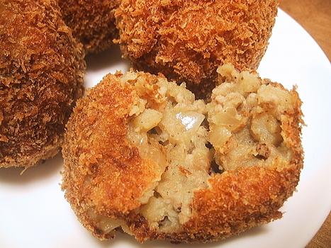 Japanese Cuisine: Korokke-Croquettes-Basic #Recipe -#Cooking | Cocina y alimentos | Scoop.it