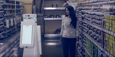 Service robots finally start to catch on | The Robot Times | Scoop.it