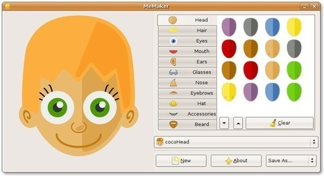 MeMaker Website - to create avatars | Technology Ideas | Scoop.it