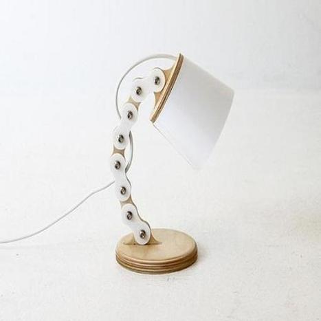Modern B-Chain Lamp By Cho Hyung Suk Design | Architecture and Design Magazine | Scoop.it