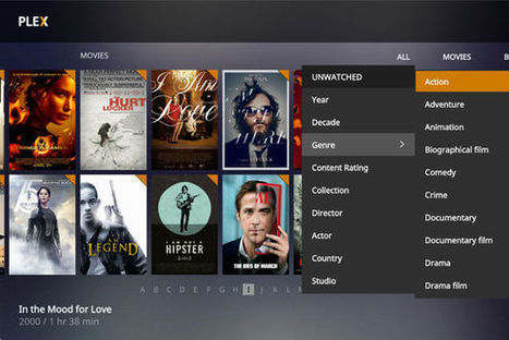 Plex overhauls its home theater PC software with new Plex Media Player | PCWorld | Social Media & Marketing Now | Scoop.it