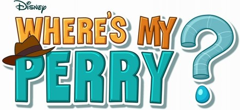 Disney Mobile Announces Where's My Perry? Game For iOS | iPads in Education Daily | Scoop.it