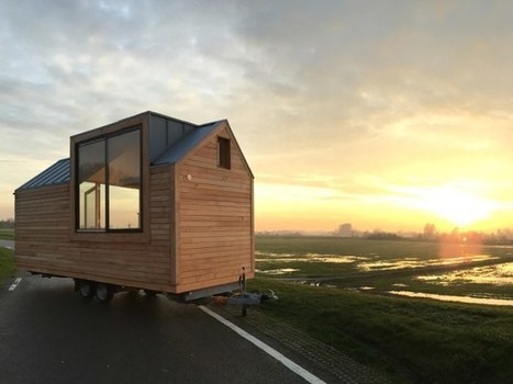 Porta Palace takes the tiny home on the road in the Netherlands | Living Little | Scoop.it
