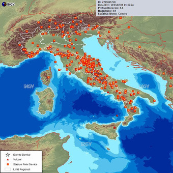 TERRA REAL TIME: SCIE CHIMICHE E TERREMOTI MILITARI. PRESI DI MIRA DALLA NATO CONERO E GARGANO | Romy Beat - Writer&Screenwriter | Scoop.it