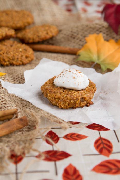 Pumpkin Spice Quinoa Breakfast Cookies | Recipes | Scoop.it