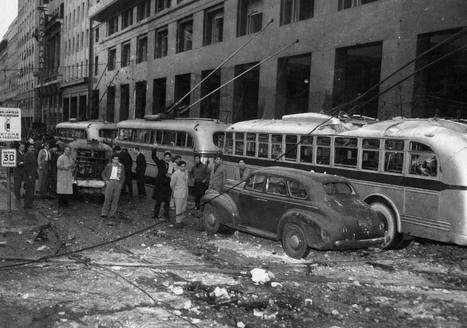 16 de junio de 1955 - Bombardeo a Plaza de Mayo y Casa de Gobierno. | Comunicación,artes...trabajo | Scoop.it
