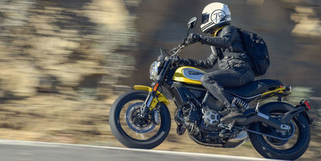2015 Ducati Scrambler: This is why we ride | Ductalk Ducati News | Scoop.it