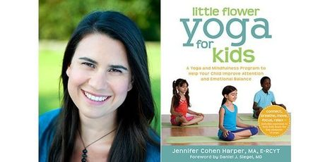 Yoga for Kids: How Yoga Helps Fix Six Kid Issues | Amazing Book Features | Scoop.it