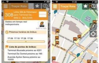 App gratuito que auxilia usuários de transporte público chega ao Rio de Janeiro | Digital Sustainability | Scoop.it
