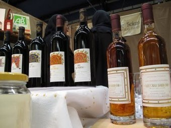 Les vins divins des soeurs paysannes orthodoxes du monastère de Solan méritent votre visite annuelle au salon Marjolaine | Vin&Chère made in Paris | Le vin quotidien | Scoop.it
