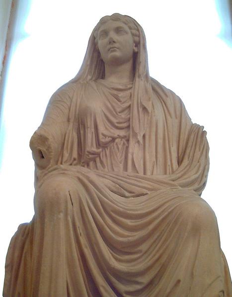 Vestido Romano | Indumentaria Antigua | Scoop.it