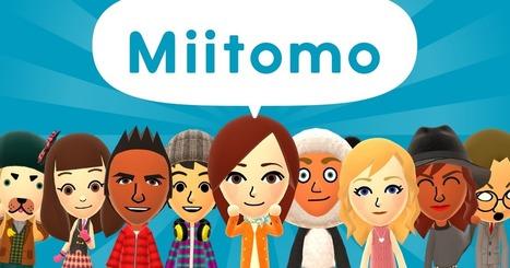 Miitomo | Nintendo | Recursos Digitales para Educación Física(Colegios e IES). | Scoop.it