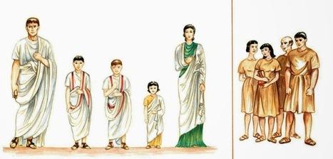 Fundamento natural de la familia romana: cognación | LVDVS CHIRONIS 3.0 | Scoop.it