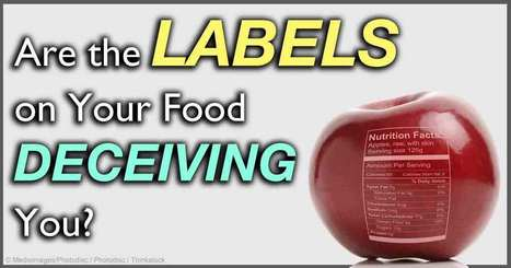 FDA to Change the American Nutrition Labels | perfect health diet | Scoop.it