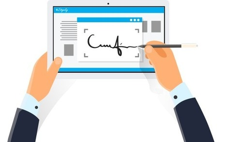 Electronic Signature Software Solution | Shanu | Scoop.it