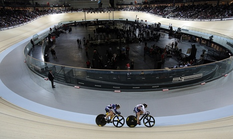 New velodrome aims to help French cyclists catch up with Great Britain - The Guardian | lIASIng | Scoop.it
