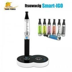 new patented electronic cigarette smart igo | Electronic Cigarettes,Electronic Accessories and Jewelry | Scoop.it