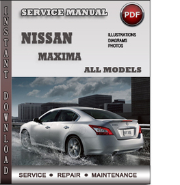 Nissan Maxima Service Repair Manual Download | Info Service Manuals | Nissan Repair Service Manuals | Scoop.it