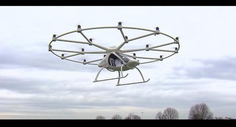 Απίστευτο: Δείτε το νέο ελικόπτερο που δεν... πέφτει ποτέ! Βίντεο - Hellas Now | ΤΕΧΝΟΛΟΓΙΑ | Scoop.it