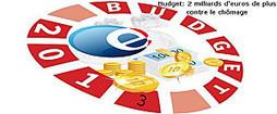 """Budget: 2 milliards d'euros de plus contre le chômage...   """"Privé de Salaire""""   Scoop.it"""