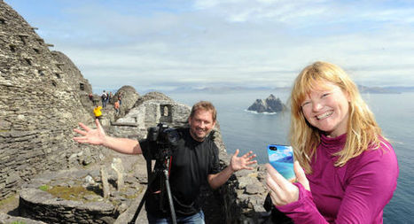 Canadian bloggers among first to travel Wild Atlantic Way - Irish Examiner | Portmagee with Kerry cliffs Tourist attraction Kerry | Scoop.it