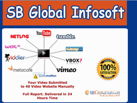 Get more traffic to your videos with our video submision services Video | Affortable  SEO Packages in Delhi | Scoop.it