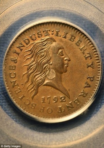 One of the First American Coins Ever Minted Auctioned Off | e-Expeditions | e-Expeditions News | Scoop.it