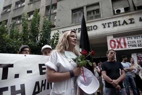 #Grecia: huelga indefinida #Sanidad ante  disolución sistema público de atención primaria | Política & Rock'n'Roll | Scoop.it