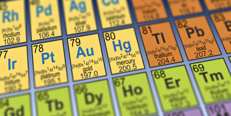 Changes Approved For 19 Chemical Elements | Sciences & Technology | Scoop.it