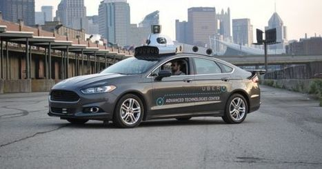 Breaking: Uber's Self-Driving Taxis Have Hit The Streets | ROBOT FUTUR | Scoop.it