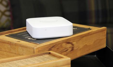 Samsung's next-gen SmartThings home hub goes on sale | Heron | Scoop.it