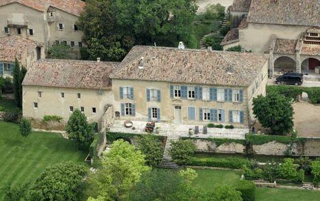 Brad Pitt et Angelina Jolie taclés par leurs voisins français   Le vin quotidien   Scoop.it