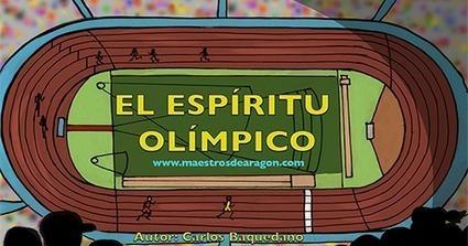 RECURSOS PRIMARIA | Recursos para trabajar las olimpiadas ~ La Eduteca | FOTOTECA INFANTIL | Scoop.it