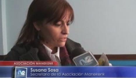 TV2 Noticias Ushuaia | Tierra del Fuego - Videos: ASOCIACIÓN MANEKENK | Asociación Manekenk | Scoop.it