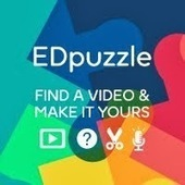 Add narration and more to videos - EDpuzzle New Look | iGeneration - 21st Century Education | Scoop.it