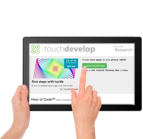 TouchDevelop   Code Your Life   Neuigkeiten   Scoop.it