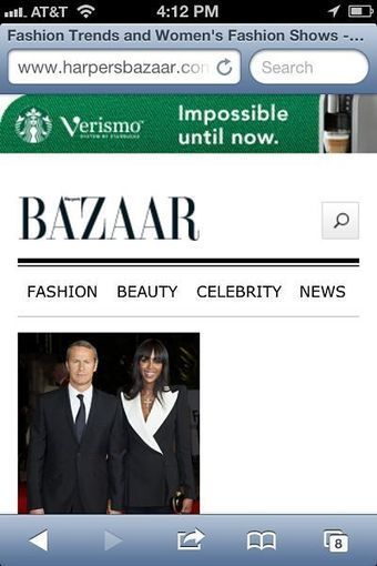 Starbucks leans on mobile advertising to drive online, in-store revenue for Verismo - Advertising - Mobile Commerce Daily   Retail Interactive   Scoop.it