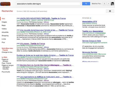 Méthodologie de recherche : comment tirer parti des pages de liens | Fatioua Veille Documentaire | Scoop.it