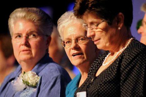 États-Unis : les religieuses de la LCWR réprimandées par le Vatican - Aleteia | Ineffabilis Deus | Scoop.it