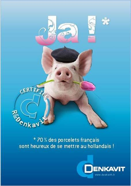 Le porc d'Amsterdam | L'humour dans la communication | Scoop.it