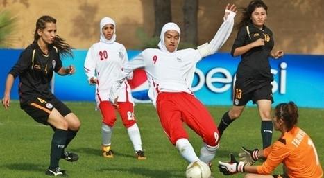 Les footballeuses iraniennes vont devoir prouver qu'elles sont des femmes   A Voice of Our Own   Scoop.it