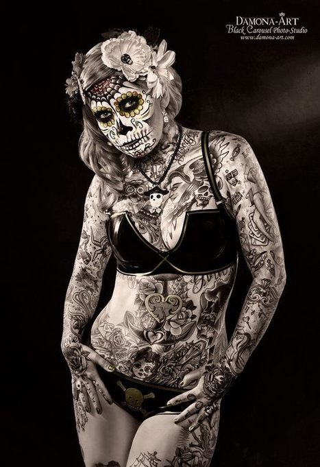 Katy Gold | Tattooed | Scoop.it
