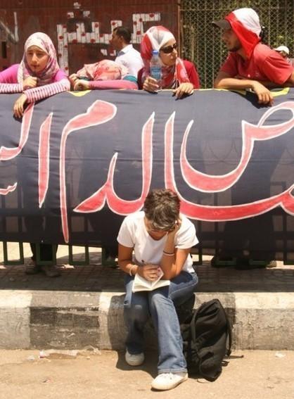 Claude Guibal, lauréate du Prix de la Presse diplomatique 2011 | Égypt-actus | Scoop.it