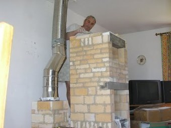 Autoconstruction d'un Poêle De Masse | stoves | Scoop.it