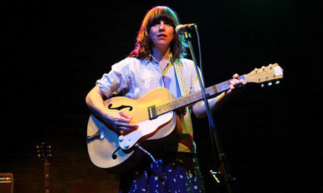 Eleanor Friedberger: 'Rock is a young man's game' - The Guardian | Guitar Tester | Scoop.it