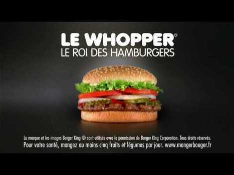 Le retour de Burger King en France : Buzz ou Bad buzz ? | Actualité | Locita | CommunicationDeCrise | Scoop.it