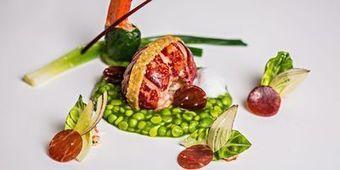 On a testé La Scène, le restaurant de Stéphanie Le Quellec de Top ... - L'Express | LE MURAT | Scoop.it