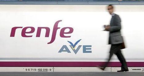 El AVE llegará a ocho capitales en un año marcado por las elecciones | Geografia de España | Scoop.it